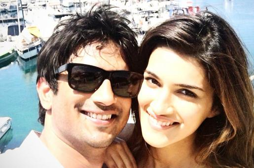 What's Brewing Between Sushant Singh Rajput And Kriti Sanon?
