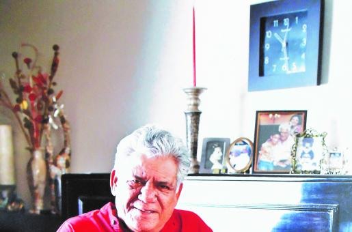 Rare Private Pictures From The Late Om Puri's Life