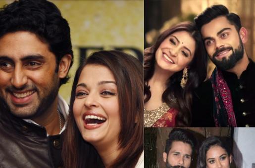 PICS: Here's What Abhishek-Aishwarya, Shahid-Mira and Virat-Anushka Were Up To Over The Weekend