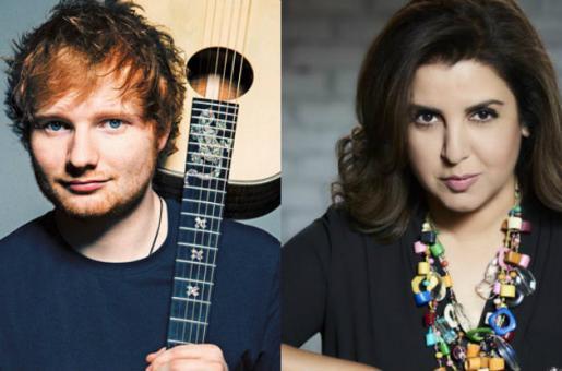 Inside Pics: Shah Rukh Khan, Shahid- Mira And Katrina Kaif at Farah Khan's Private Bash For Singer Ed Sheeran