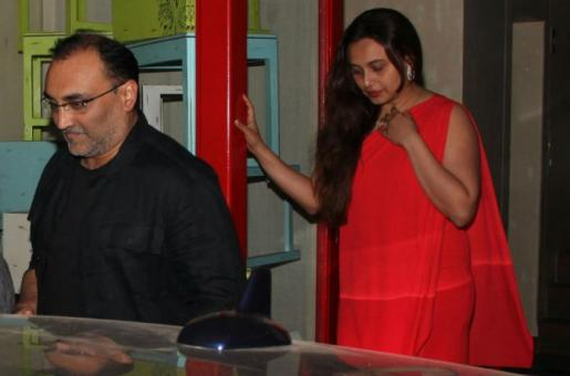 """""""I Can't Have a Huge Family"""": Rani Mukerji Opens up About Her Future Plans"""