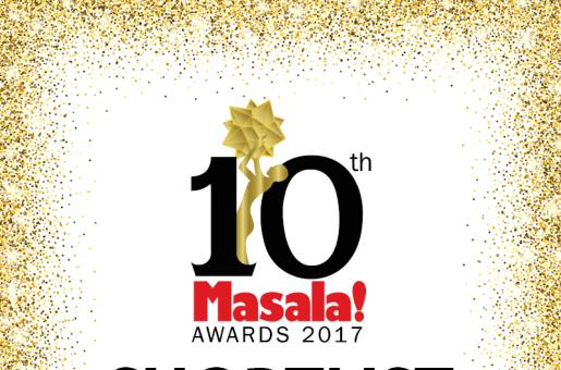Masala! Awards 2017: The Popular Choice Shortlist is OUT!