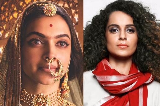 Did Kangana Ranaut Refuse to Support Deepika Padukone in The Padmavati Row?