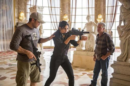 OMG! Katrina Kaif Narrowly Escaped an Accident While Shooting For Tiger Zinda Hai