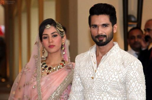 Shahid Kapoor on Why Mira Rajput Needs a Security Personnel by Her Side