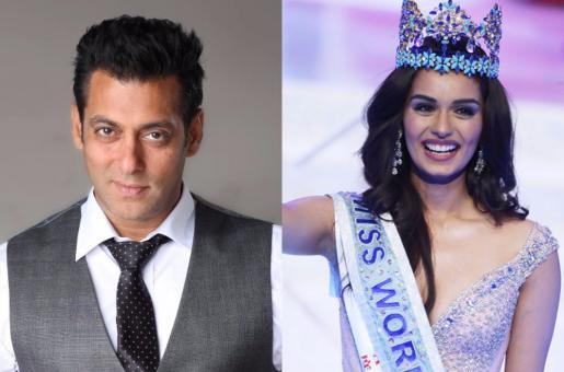 OMG! Manushi Chhillar Said 'NO' to Salman Khan!
