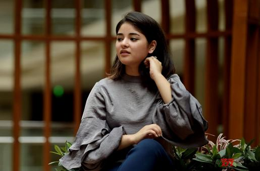 Mumbai Police Arrests The Man Who Molested Zaira Wasim