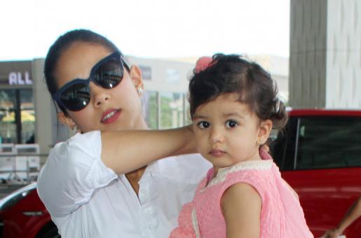 WATCH: Misha Plays Hide-And-Seek With Mom Mira Rajput