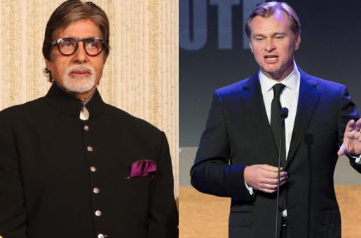 Here's Why Christopher Nolan and Amitabh Bachchan Will Meet in March!