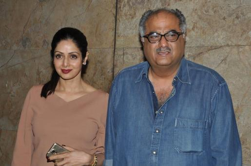 """Boney has Turned Into the Child That his Daughters are Consoling"": Sridevi's Family Friend"