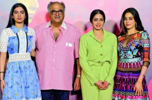 """My Only Concern at This Time is to Protect my Daughters"": Boney Kapoor"