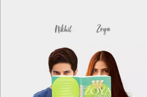 Sonam Kapoor and Dulquer Salmaan to star in 'The Zoya Factor'