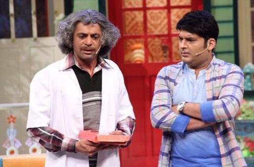 Kapil Sharma Calls Sunil Grover A 'Liar'