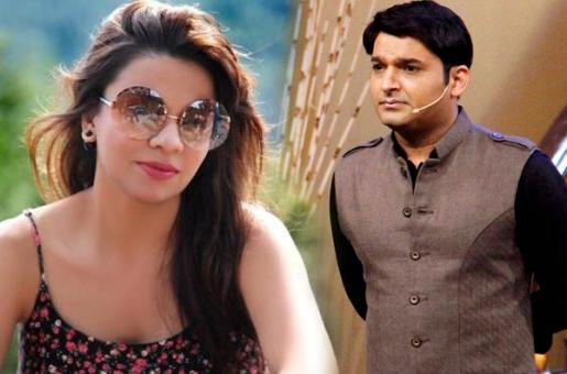 """""""Kapil Sharma Can't Do With, Can't Do Without Preeti Simoes"""""""