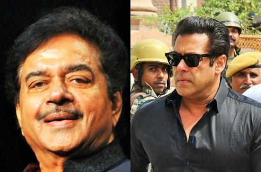 "Shatrughan Sinha: ""Salman Doesn't Deserve This"""