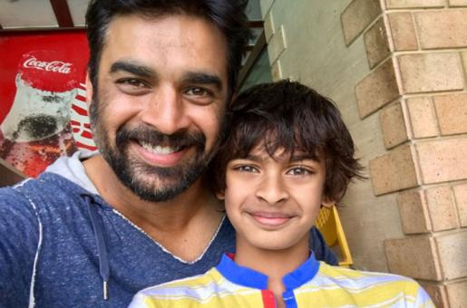 Yay! R. Madhavan's 12-Year Old Son Wins a Bronze Medal for India