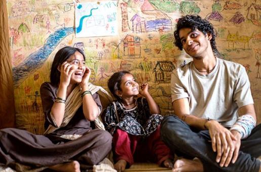 Can Shahid Kapoor's Brother Ishan Khattar's Movie Be the Next Slumdog Millionaire?