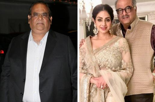 Satish Kaushik Extends a Heart-Felt Apology to Boney Kapoor After 25 Years
