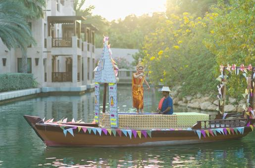 Review: Songkran Menu at Pai Thai