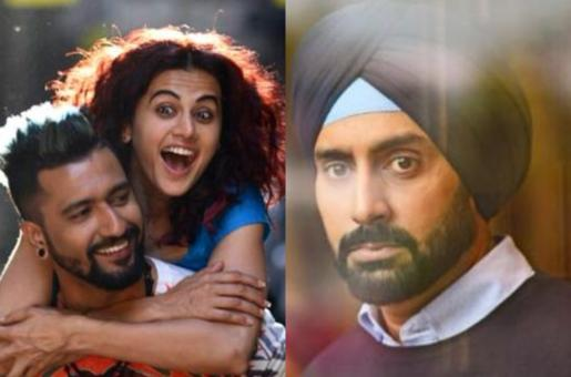 Abhishek Bachchan and Taapsee Pannu's Manmarziyan in Legal Trouble!