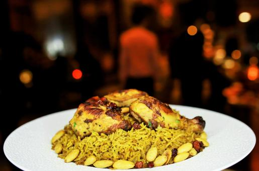 Ramadan Recipe: Chicken Kabsa from Sofitel Dubai Downtown