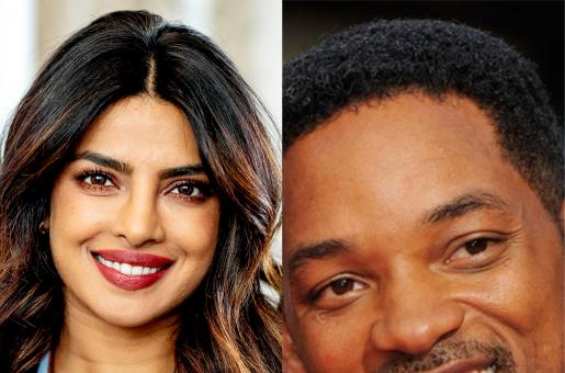 Priyanka Chopra and Hollywood's Will Smith Team up For an Exciting YouTube Project