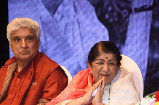 Javed Akhtar and Lata Mangeshar Join Hands to Fight Remixes