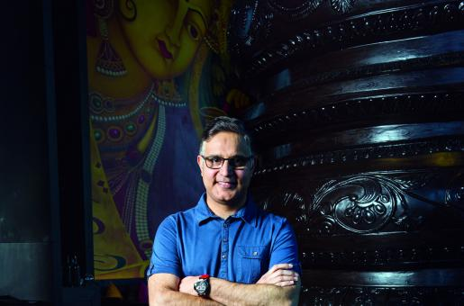 """Molecular Gastronomy is Well and Truly Over"": Michelin Starred Chef Atul Kochhar"