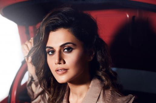 Taapsee Pannu Replaces Kangana Ranaut for a Leading Brand