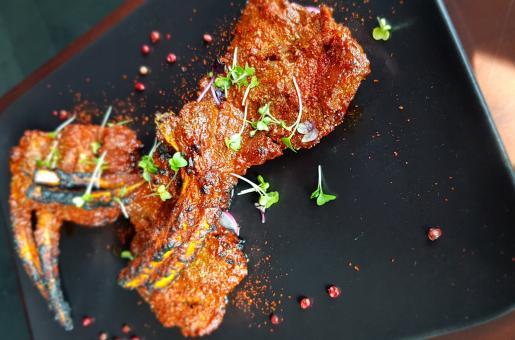 Ramadan Recipe: Anardana Gosht Ki Chaampein by Chef Pradeep Khullar From Mint Leaf of London, DIFC