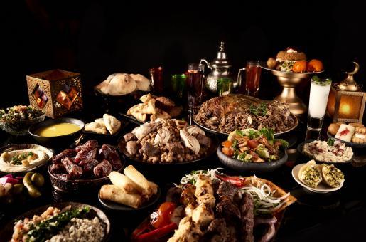 Ramadan 2018: Iftar of the Day – Al Nafoorah, Jumeirah Emirates Towers
