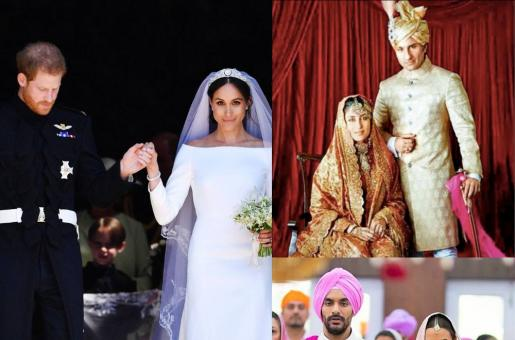 BLOG: What Bollywood Couples Can Learn from The Royal Wedding