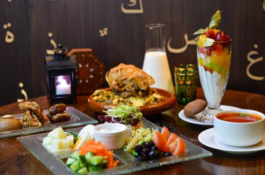 RAMADAN 2018: Iftar of the Day - MOROCCAN RESTAURANT, FOUR POINTS BY SHERATON