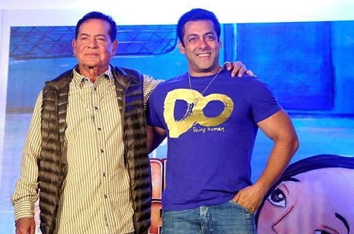 Salman Khan's  Career Now  Taken Charge By His Father Salim Khan
