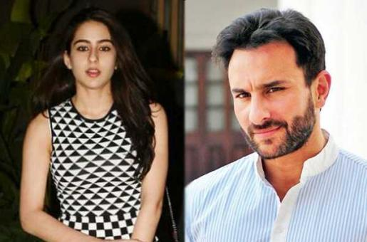 Saif Ali Khan Intervenes to Bail Daughter Sara Ali Khan Out of Trouble With the Court