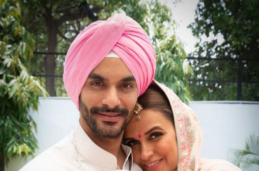 Angad Bedi REVEALS the Truth About Neha Dhupia's Pregnancy Rumours!