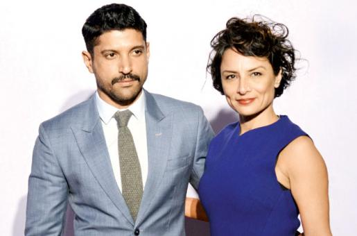 Farhan Akhtar's Ex-Wife Adhuna Bhabani is Dating Again! Guess Who She's Seeing?