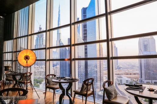 Ramadan 2019 Iftar Review: Mint Leaf of London Dubai