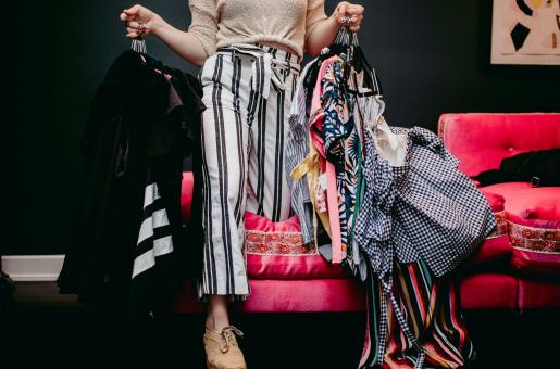 Here's How to Reuse All Your Winter Clothes This Summer