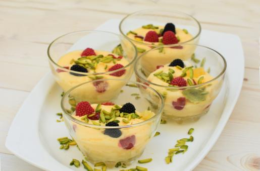 Recipe of the Day: Nesselrode Mousse