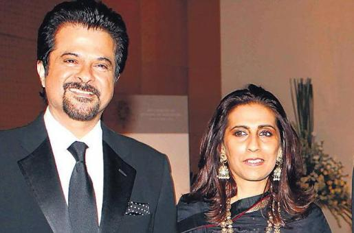 Anil Kapoor and Wifey Sunita Kapoor Define Old School Romance With These Insta Posts