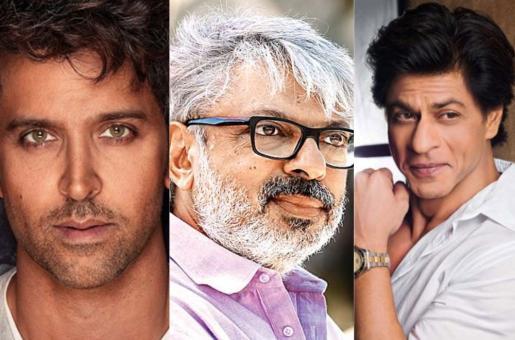 Sanjay Leela Bhansali is NOT Working With Hrithik Roshan or Shah Rukh Khan