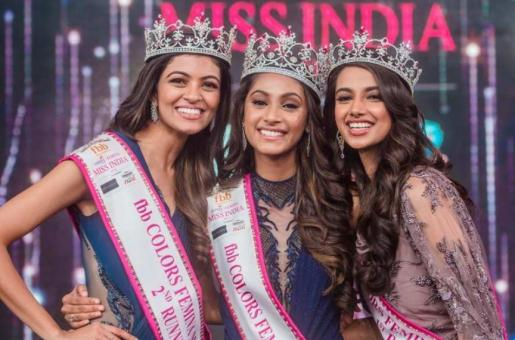 5 Stunning Images and Everything You Need to Know About Miss India 2018 Anukreethy Vas