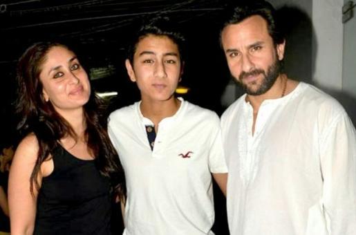 Will Saif Ali Khan's Son Ibrahim Join Bollywood too Like His Sister Sara Ali Khan?