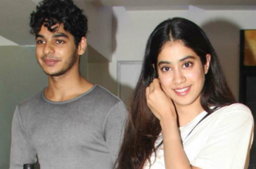 Ishaan Khatter Is Heartbreakingly Protective Of Janhvi Kapoor