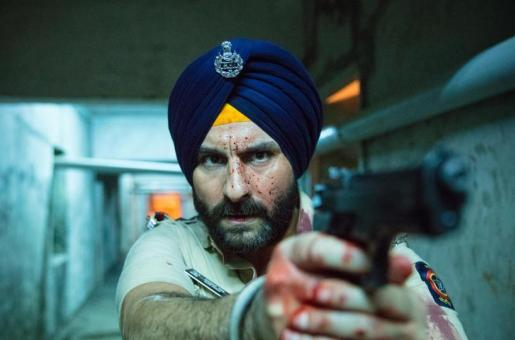 "Saif Ali Khan: ""I'm Interested to Read What the Reviewers Have to Say"""