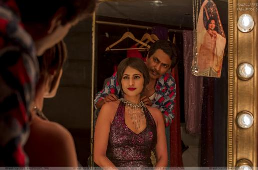 Kubbra Sait Was Asked if She was REALLY a Transgender