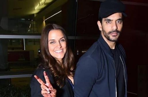 Neha Dhupia and Angad Bedi to be Cast Together Soon?