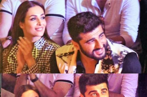Malaika Arora and Arjun Kapoor Spark Rumours Again