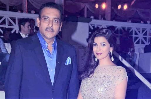 Heard This? Ravi Shastri is Allegedly Dating 'Airlift' Actress Nimrat Kaur